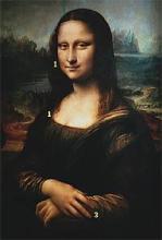 quadro da Monalisa