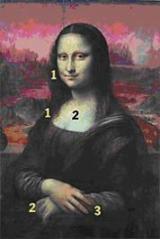 foto do quadro Monalisa